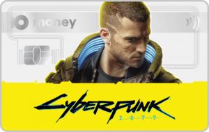 Карта cyberpunk 2077 от Юмани